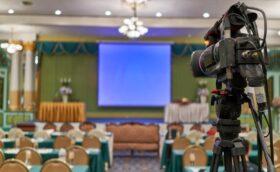 Lej billigt konference udstyr til din konference eller events